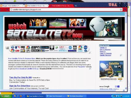 Free Satellite tv For pc