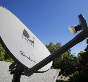 American satellite TV in Canada