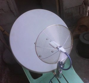 DirecTV satellite dish types