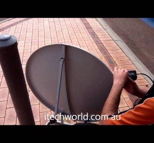 Satellite Receiver TV